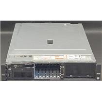 "Dell PowerEdge R730 Barebones 2U 8-Bay 2.5"" 2x 750W PSU No CPU No RAM No HDD"