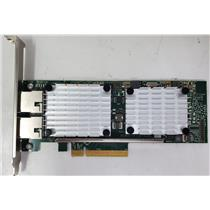530T 10Gb PCIe Dual Port Full Height Ethernet Adapter