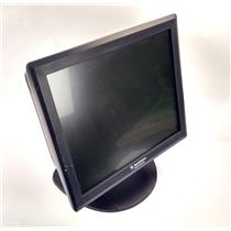 """ELO Touch Solution ET1729L-0NKA-1-RFDL-G 17"""" No Touch Screen Monitor Nice Color"""