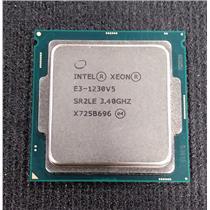 Intel SR2LE Xeon E3-1230V5 3.4Ghz 4-Core HyperThread 8MB 8GT/s 80W FCLGA1151 CPU