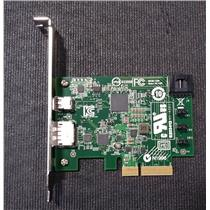 Dell 7HMHP PCIe x1 THUNDERBOLT-2 Adapter with 1x DisplayPort High Profile