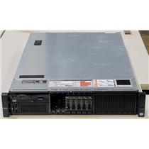"Dell PowerEdge R720 8Bay 2.5"" Barebones 2x1100W PSU No CPU No RAM No HDD 2x HS"
