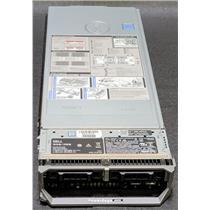 "Dell PowerEdge M630 2.5"" Barebones with 2x Heat Sinks 1x P2KTN 1x 4GDP5 1x JVFVR"
