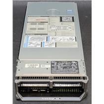 Dell PowerEdge M620 Barebones 2x Heat Sinks F9HJC LGA2011 1x 210Y6 1x JVFVR