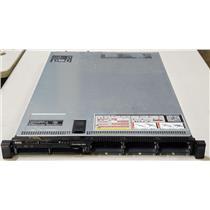"Dell R620 8-Bay 2.5"" Barebones 2x 750W PSU 2x HS No CPU No RAM No HDD No RAID"