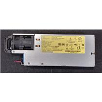 HP 704604-001 1500W Platinum Plus AC Power Supply 684530-201 684532-B21