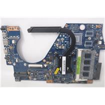 Asus UX302LA Laptop Motherboard UX302 w/i5-4200U 1.60 GHz+ 2GB Ram Integrated
