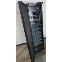 APC SYCF8BF Symmetra UPS Battery Frame Cabinet NO BATTERIES OR MODULES -UNTESTED