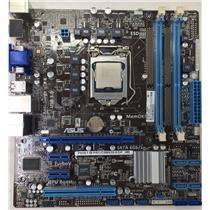 ASUS CM6330 motherboard+intel pentium g2030@3.00 GHz
