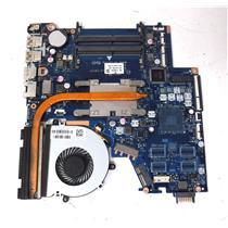 HP 15-bs0xx Notebook Laptop Motherboard LA-E801P w/i3-7100U 2.40GHz