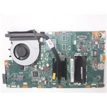 Asus R554L Laptop Motherboard TP550LD w/i3-4005U 1.70 GHz+ 4 GB Ram Integrated