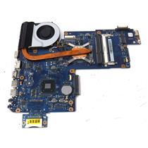 Toshiba Satelite L875 Laptop motherboard H000043480 w/i3-3110M 2.40GHz