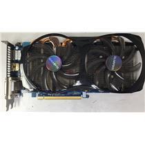 Gigabyte Windforce nVidia GeForce GTX 660 2 GB GDDR5 PCI-E Video Card