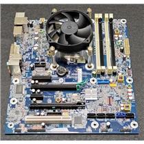 HP Z230 Workstation Tower Motherboard 698113-001 697894 w/ Heatsink 712960-001