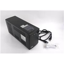 Powercom BNT-1500 AP 2034077-002 120V 5060Hz Spike Protection UPS Black OPEN BOX
