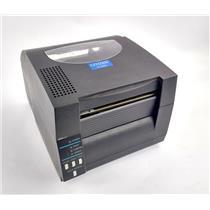 Citizen CL-S521 Direct Thermal Monochrome Desktop Label Printer JM30-M01 WORKING