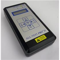 ALL-TEST PRO 31 Electric Motor Meter Tester Tested & Working