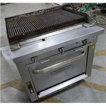 Southbend P36D-CCC Natural Gas Heavy Duty Commercial Range W/ Oven - UNTESTED
