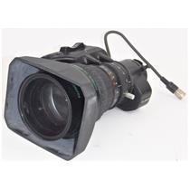 Fujinon A20 x8.6BERM-SD 1:1.18 8.6-172mm ENG Zoom Lens & 2x Adapter