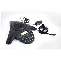 Polycom SoundStation 2W Wireless Analog Conference Phone - Work Great