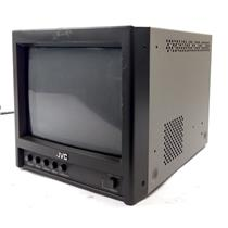 JVC TM- A9U Color CRT BNC Vintage Video Monitor TESTED AND WORKING