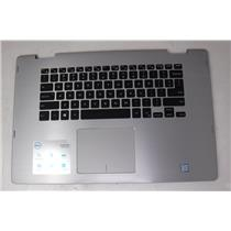 Dell Inspiron 15 7569 0H4XRJ-75525 Palmrest w/Keyboard+Touchpad