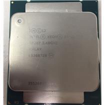 2 Intel Core hex-Core xeon E5-2620V3 Socket FCLGA2011-3 2.4GHZ CPU Processors