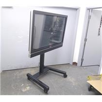 Infocus INF5520 55In 1080p Interactive LCD Displays w/ Chief PFCUB Display Cart