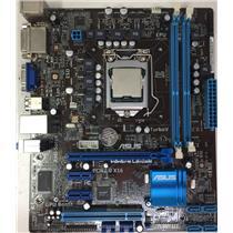 ASUS P8H61-M Motherboard + i3-2120 @ 3.30 GHz