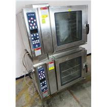 Alto-Shaam 7.14ESG Gas Combitherm Steamer / Convection Stacked Combi Ovens