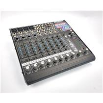 Mackie 1202-VLZ Pro 12-Channel MIC/Line Mixer /w XDR Mic Preamplifiers FOR PARTS