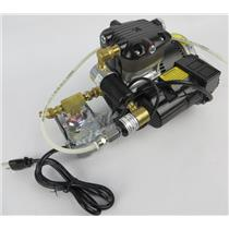 Kussmaul Electronics 091-9B-1-AD-SUT Auto Pump 120 VAC W/ Auto Drain - WORKING