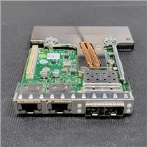 Dell Broadcom 57800S 2x 10GbE SFP+ Ports 2x1GbE/RJ-45 Ports Daughter Card 165T0