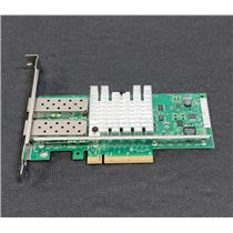 Intel E10G42BFSRBLK X520-SR2 Ethernet Server Adapter 10Gbps High Profile Bracket