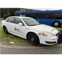 2014 Chevrolet Impala Police Cruiser