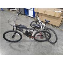 Lot of 2x Bicycles Bikes Mantis Ghost Solar Flare 6 SEE DESCRIPTION