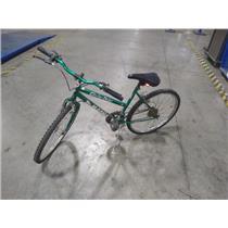 Manga Glacier Point 18/ 24 Wheel Female 12 Speed Cruise Bicycle Green