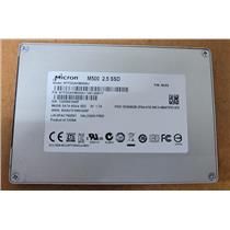 "Micron M500 960GB 2.5"" SATA III 6Gbps SSD MTFDDAK960MAV"