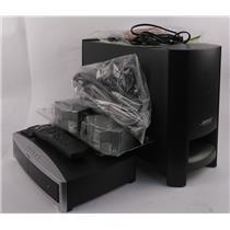 Bose Model AV3-2-1 Media Center DVD Player Home Entertainment System with Remote
