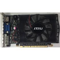 MSI Nvidia GeForce GT 630 TI 1GB GDDR5 PCI-E Video Card