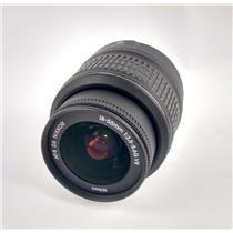 Nikon DX Nikkor AF-S Nikkor 18-55mm 1:3.5 - 5.6G SWM VR Aspherical Camera Lens