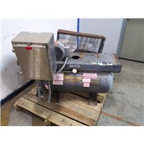 Compressed Air Systems Rotary Screw Compressor - FOR PARTS