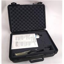 MSA Calibration Test Check Multigas Aluminum Cylinder & Flow Control 467895