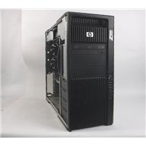 HP Z800 WORKSTATION 2 x XEON E5645 QUAD 2.4GHz 32G 1TB HDD DVD-RW QUADRO 2000
