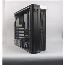DELL PRECISION T3600 XEON E5-1620 3.6GHz 16GB RAM 1TB HDD DVD-RW QUADRO FX580