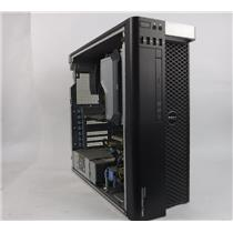 DELL PRECISION T5600 XEON E5-2620 6 CORE 2GHz 16GB RAM 1TB HDD QUADRO 2000