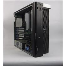 DELL PRECISION T5600 2 - XEON E5-2620 6 CORE 2GHz 16GB RAM 500G HDD QUADRO FX580