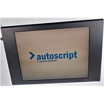 """Autoscript TFT15HB TFT On-Camera Teleprompter VGA Video Output 15"""" Monitor AC/DC"""