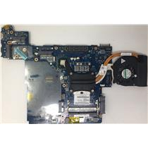DELL 0P6K8J motherboard with Intel i7-2640M CPU + Intel HD Graphics