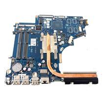 "HP Notebook 15-bs078nr 15.6"" Laptop Motherboard SPS 924752/i7-7500U 2.70 GHz"